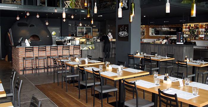 Restoran Druga Piazza Beton Hala