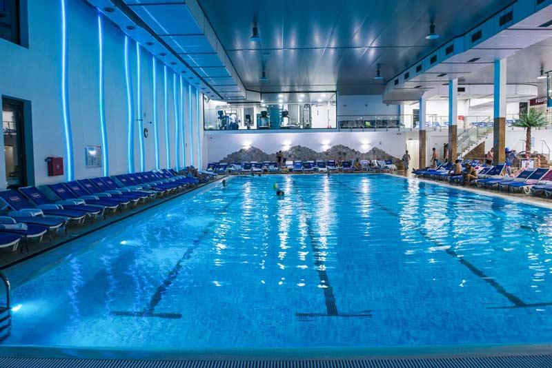 Nocno kupanje Beograd