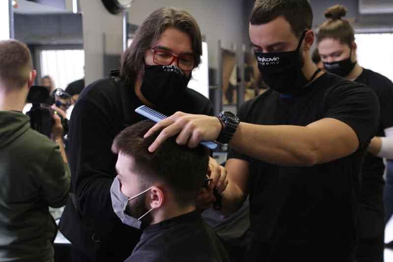 najbolji frizer u Beogradu